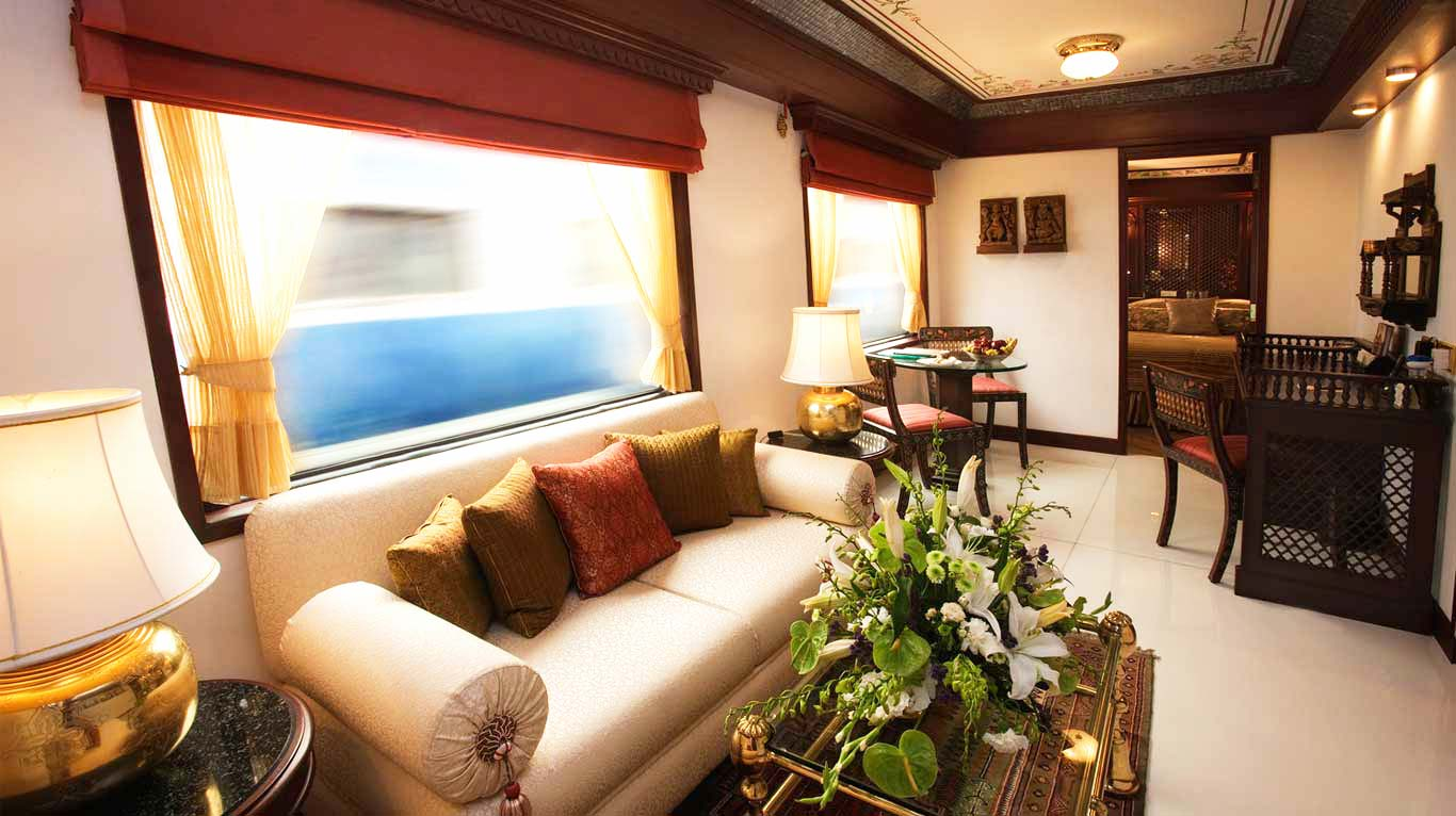 india u0027s largest luxury trains operator book tickets for year 2017